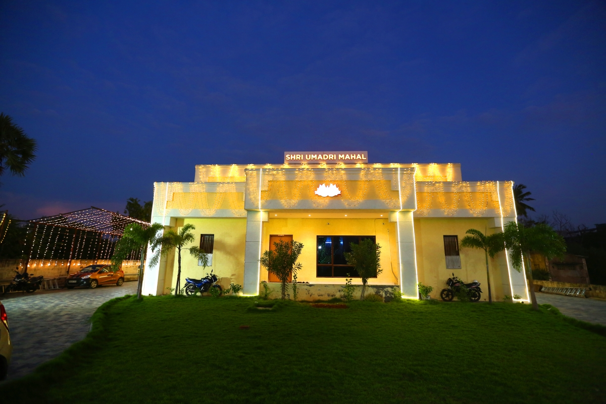 Wedding Reception Halls in Chennai