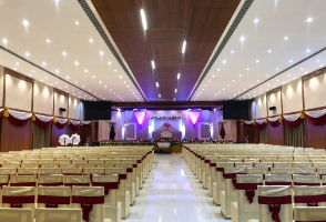 Party Events hall in Sholinganallur